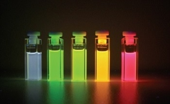 CANdots – CdSe Core Quantum Dots with CdS, ZnSe and ZnS Shells