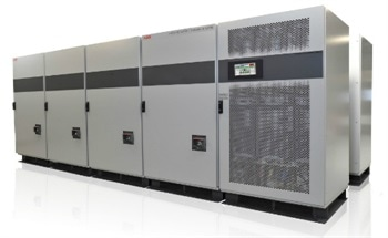 ABB Offers the PCS100 System for Power Protection at Data Centers