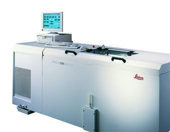 Leica CM3600 XP Fully Computerized Cryomacrotome
