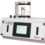 Desk Series Sputtering System from Denton Vacuum