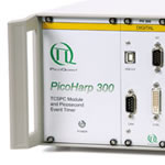 PicoHarp 300 - Stand Alone TCSPC Module Photon Counting Instrument