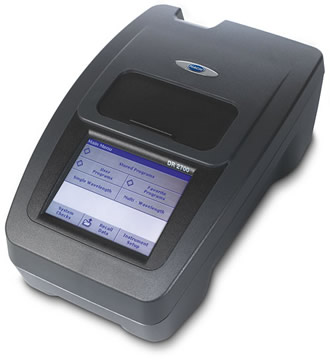 Dr 2700 Portable Spectrophotometer From Hach Quote Rfq