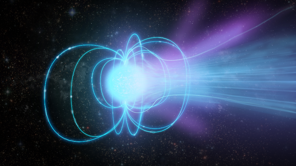 Astronomers use Very Long Baseline Array to Measure the Distance to Magnetar - AZoQuantum