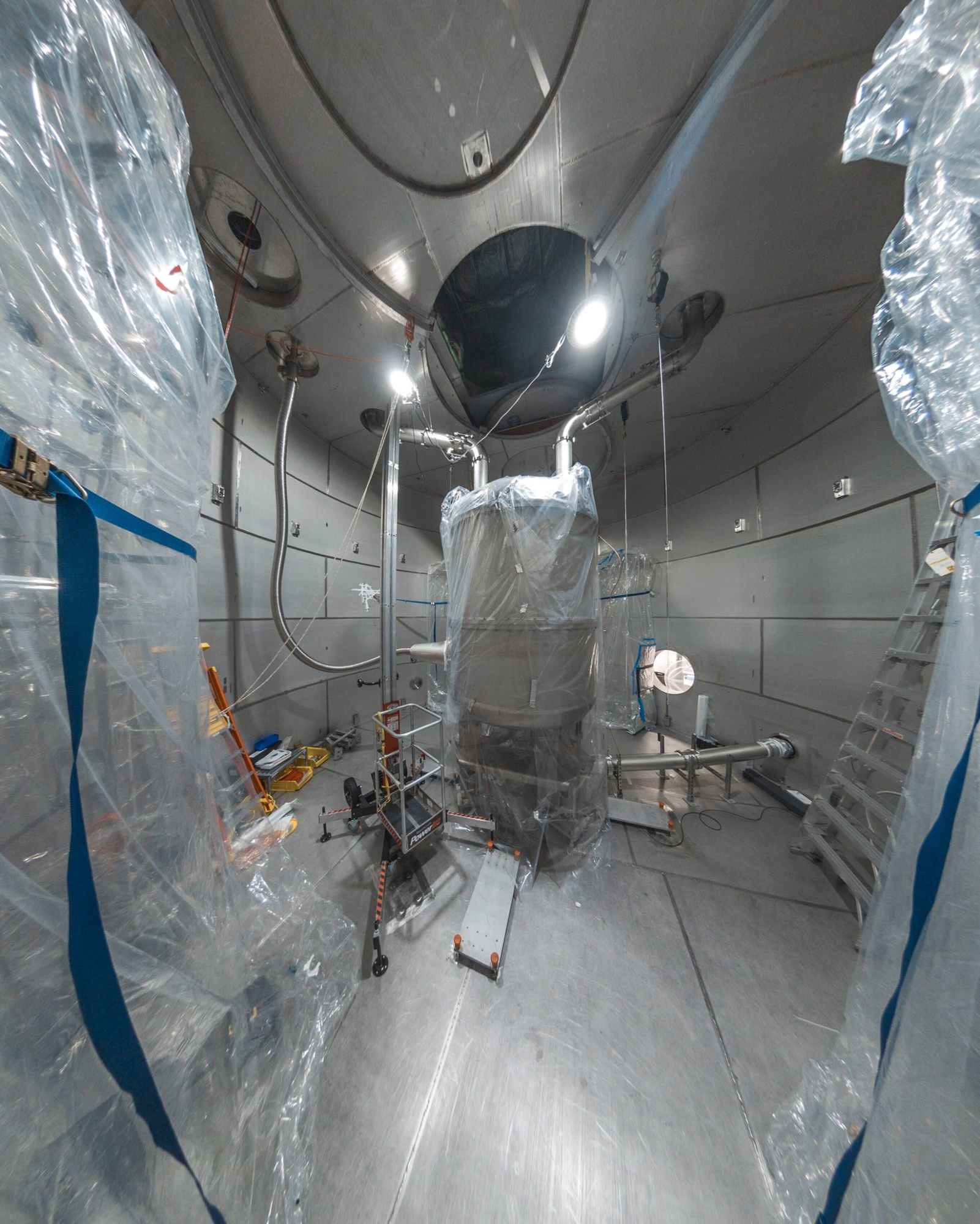 Researchers Complete Key Milestone for Experiment Designed to Detect Dark Matter