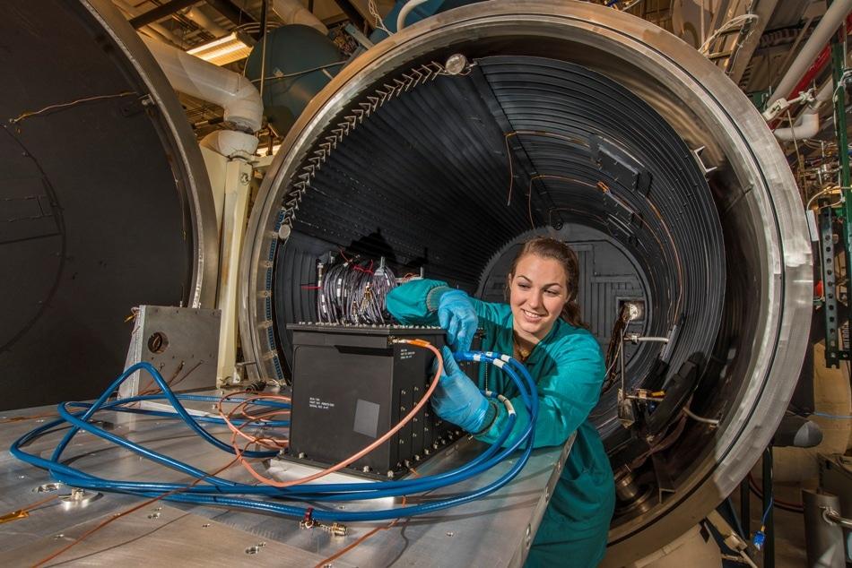 Sandia Team Celebrates Successful Launch of Latest Nuclear Detonation Detection System
