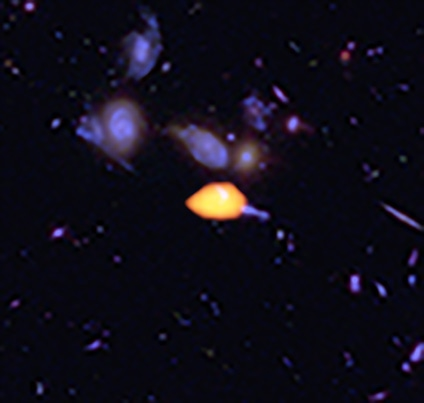 New ALMA Observations Provide New Insights into Golden Age of Galaxy Formation