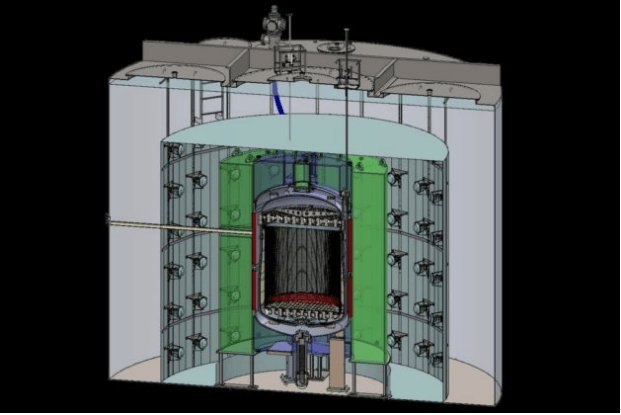 Next-Generation Dark Matter Detector to Begin Deep-Underground Hunt for Theoretical Particles in 2020