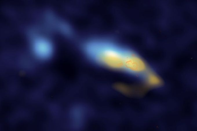 UCLA Astronomers Confirm Stars are Copious Producers of Dust on Galactic Scales