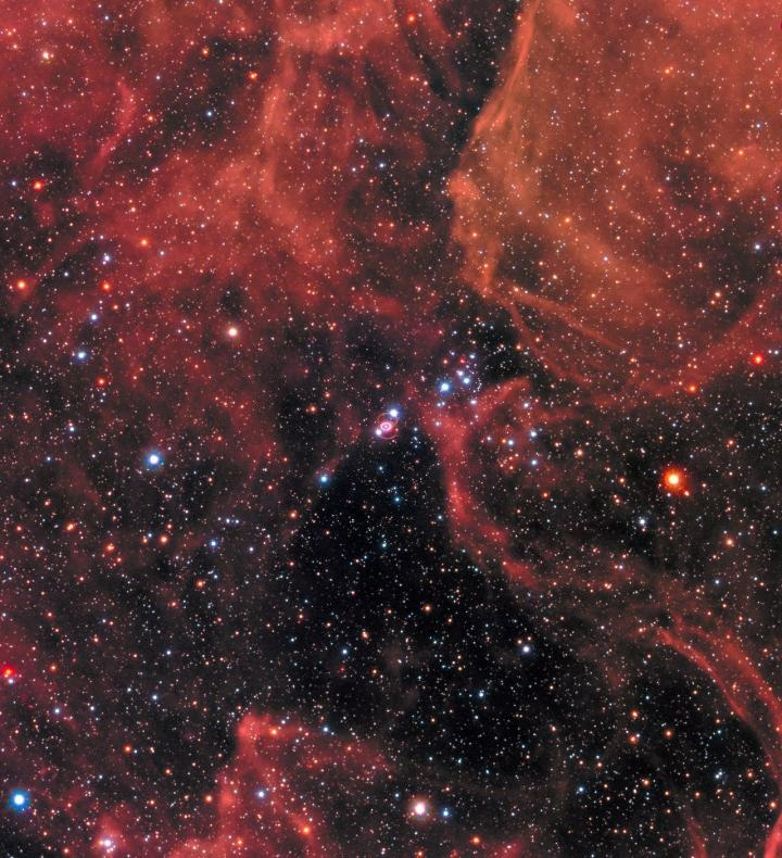 NASA/ESA Hubble Space Telescope Captures New Image of Supernova 1987A