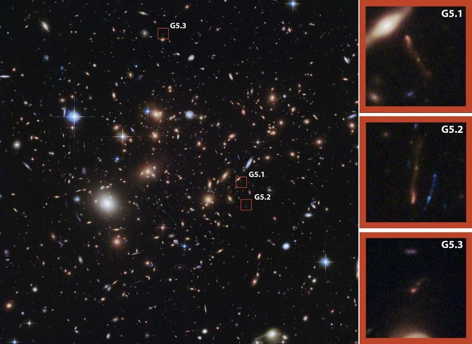 Astronomers Detect Surprise Rate of Star Formation in Dust-Obscured Galaxy