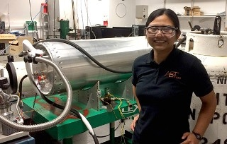 RIT's Graduate Student Wins NASA Fellowship in Astrophysics Research