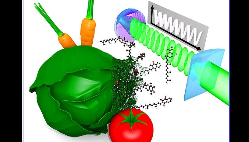 Researchers Measure Molecular Electronic Properties of Vitamins