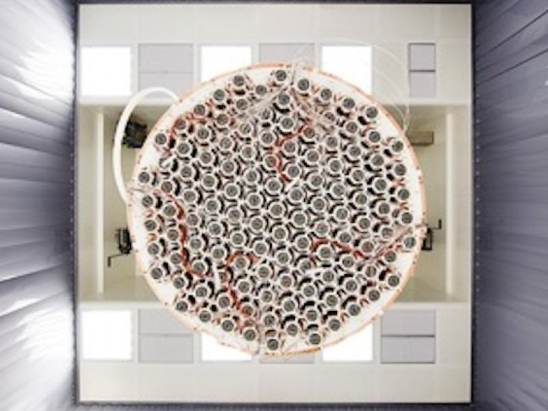 Study Shows XENON1T is the Most Sensitive Dark Matter Detector on Earth