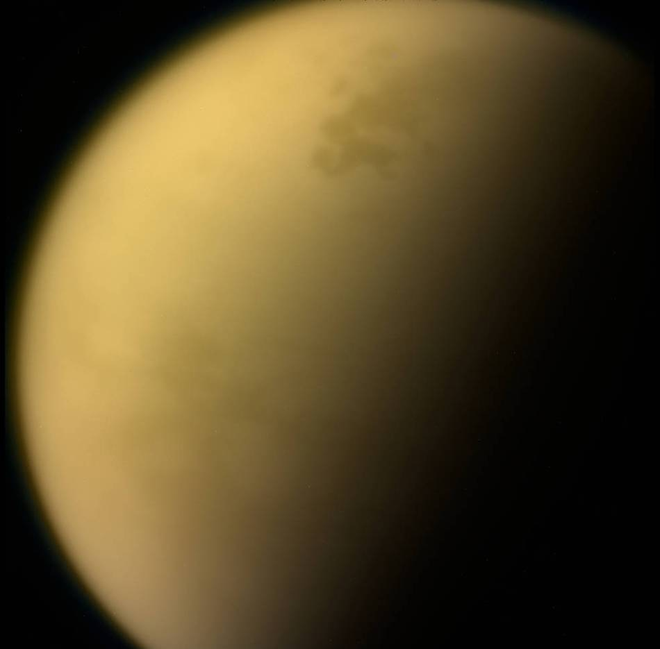 NASA Scientists Identify Lethal Ice Cloud on Saturn's Moon Titan
