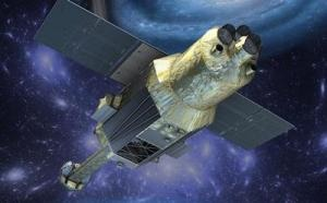 Lost Satellite Mission Offers Vital Information About Distant Galaxy Cluster