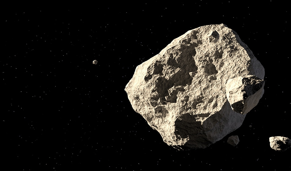 Life Matter Discovered In Ancient Meteorites