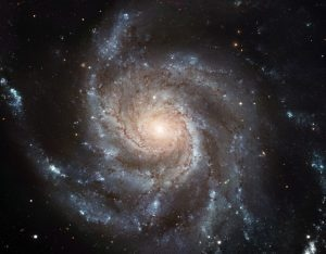 Galaxies Have Been Found to Rotate Once Every Billion Years