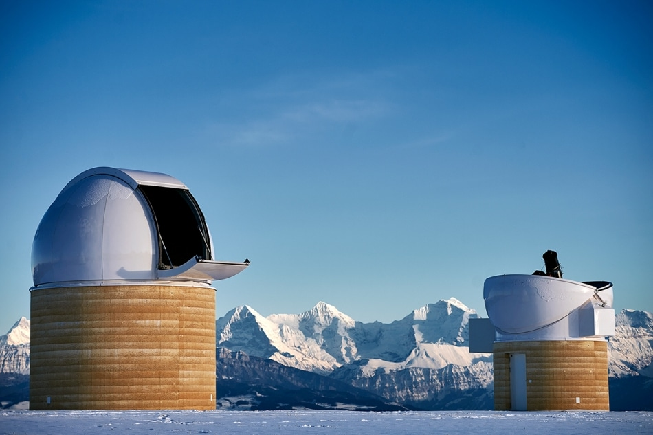 New Telescopes at Zimmerwald Observatory Help Detect and Catalogue Space Debris
