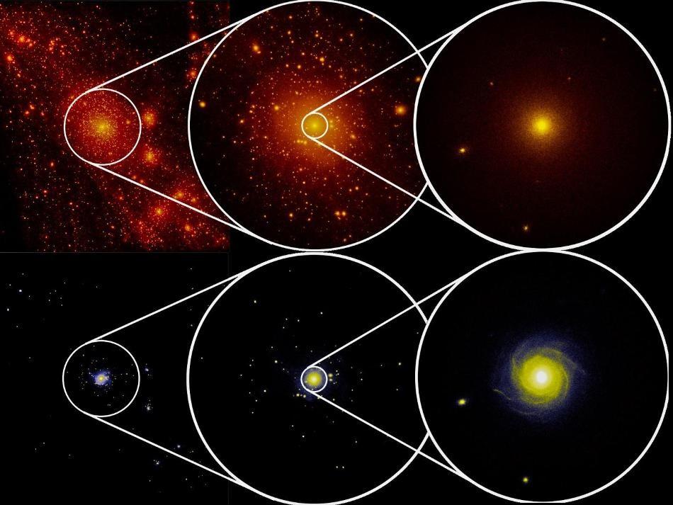 Novel Test for Verifying Existence of Dark Matter