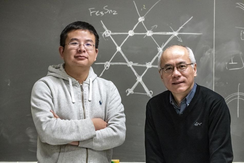 "Study Finds Kagome Magnets Exhibit ""Giant"" Magnetization-Driven Electronic Energy Shift"