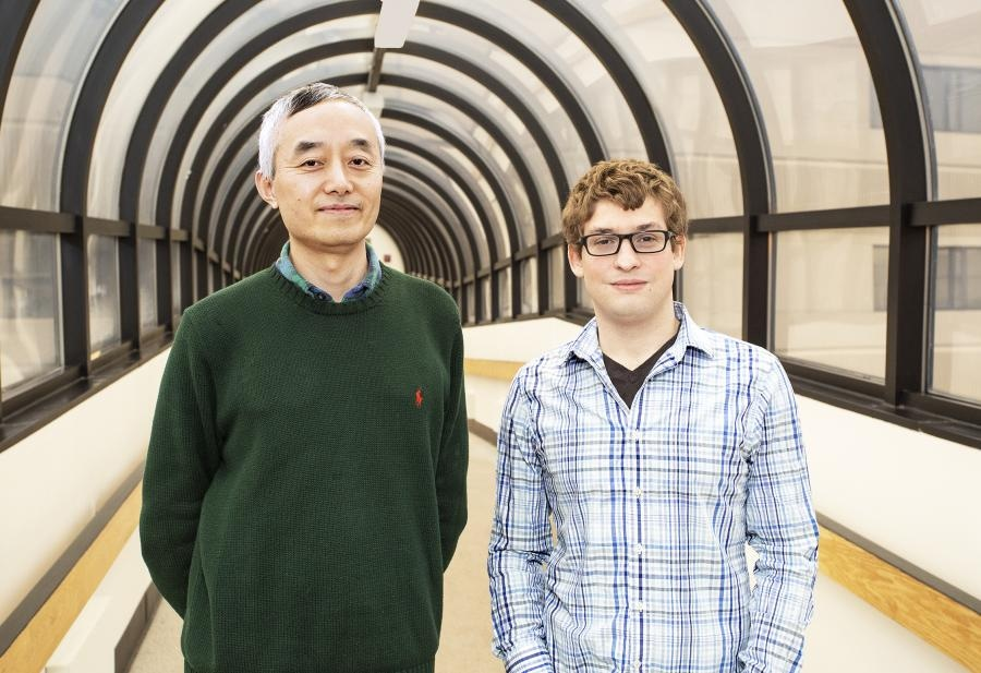 First Kinetic Model of Plasma Particles Shows Fast Reconnection Could Occur in Partially Ionized Systems
