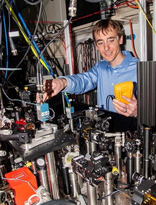 NIST Physicists Upgrade Their Quantum Logic Clock Design to Reduce Errors