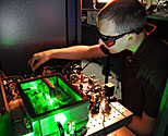 NIST Optical Tools Produce Ultra-Low-Noise Microwave Signals