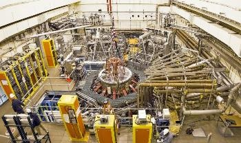 Spherical Tokamaks Could be Used in Development of Fusion Reactors