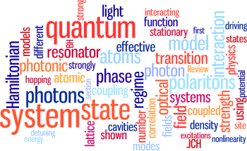 Review Article Highlights Progress of Research on Quantum Simulations with Light