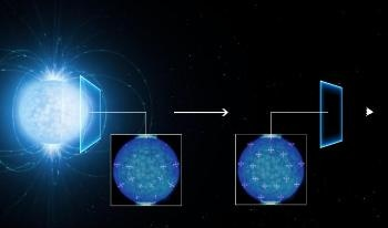 Astronomers Use ESO's Very Large Telescope to Observe Neutron Star RX J1856.5-3754