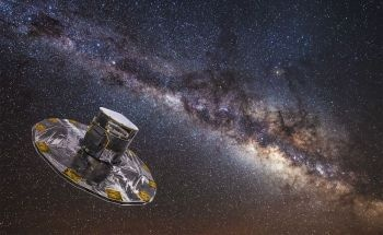 Astrophysicists Find Out Error in the AGN Coordinates Measured by Gaia Space Telescope