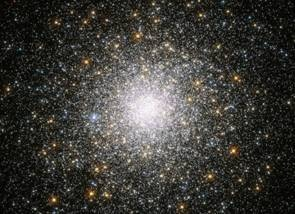 NASA/ESA Hubble Space Telescope Successfully Captures the Image of a Globular Cluster of Stars