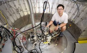 Study Presents Experimental Evidence for First-Ever 3D Quantum Spin Liquid