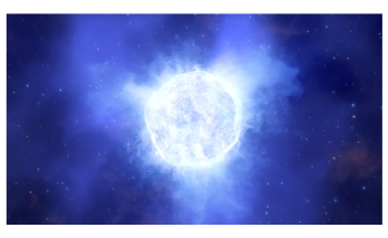 ESO Telescope Detects Disappearance of Giant Star
