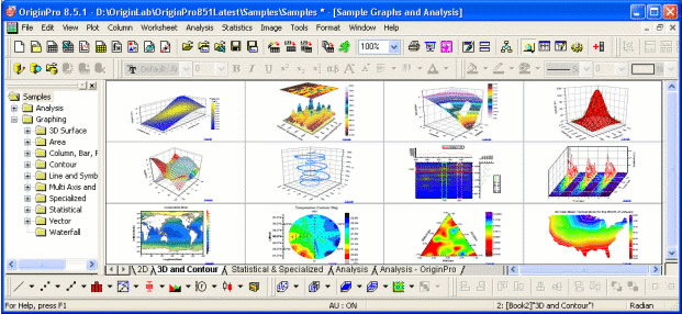 Origin and OriginPro - Data Analysis and Graphing Software